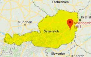 Wir sind im Osten von Österreich