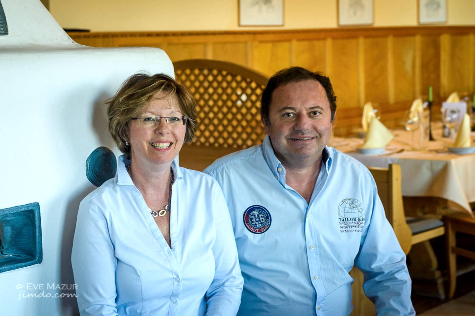 Sabine und Alois heißen Ihre Gastgeber auf der Mönichkirchner Schwaig